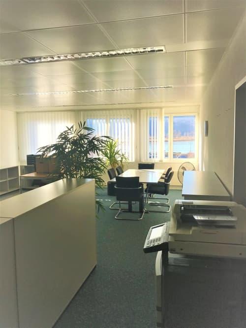 Büroraum mit Seesicht nahe Bahnhof & Zentrum