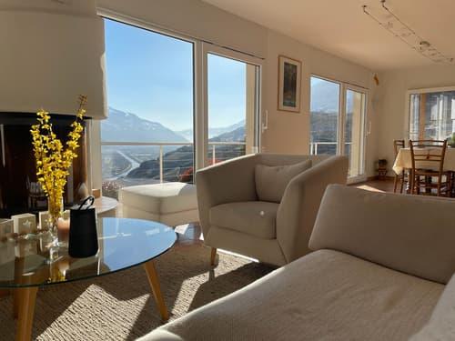 Magnifique Villa à Ollon / Crans-Montana (1)