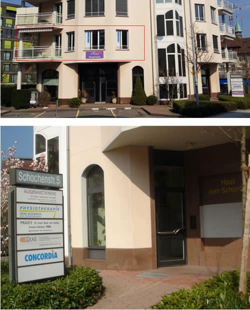 Raum für Büro, Praxis, Therapie, Fahrschule, etc. (1)