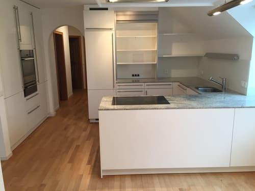 Luxuriöse Attika-Wohnung an ruhiger Lage (1)