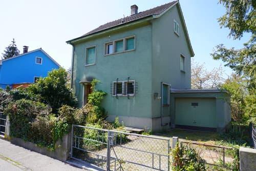 817 m2 Bauland an sehr gesuchter Wohnlage in Münchenstein/BL zu verkaufen