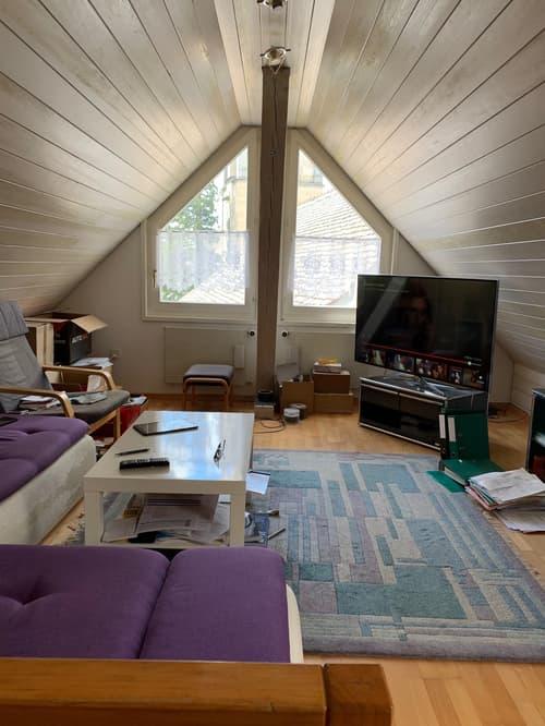 Schöne 2.5-Zimmer-Wohnung in Andelfingen (1)