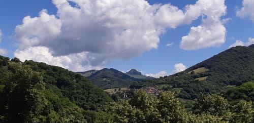 Umgebautes Rustico im Valle Muggio