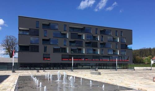 Locaux très spacieux, modernes et bien entretenus à Villars-sur-Glâne / Cormanon