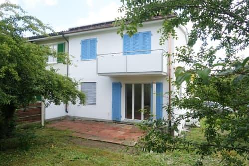 Oeko Eck-Haus, 5.5 Zimmer mit Garten, PV- und WP-Anlage