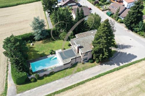 Einmaliges Grundstück von 1500m2 an einzigartiger Lage mit 7.5 Zimmer-Haus (1)