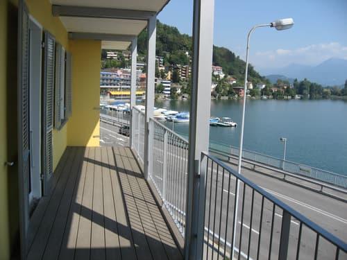 Spazioso e luminoso appartamento a Ponte Tresa