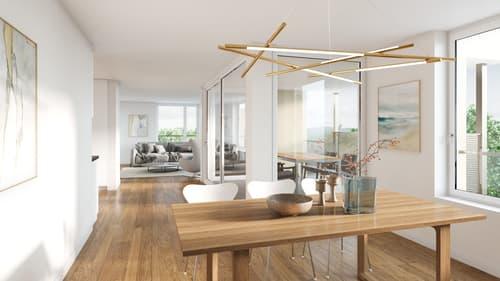 Wohnüberbauung Hofgarten - 3.5 Zimmer Neubauwohnung