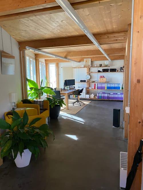 Büroräume 65m2 - wo man sich wohlfühlt! (1)