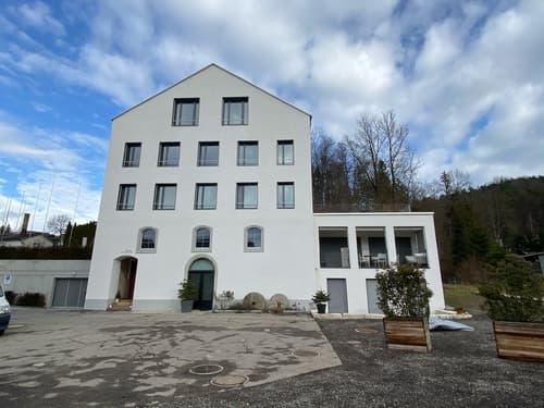 Grosszügige Loftwohnung in der Mühle Bronschhofen (Gewerbenutzung möglich) (1)