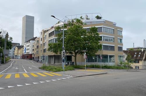 Moderne Büroflächen direkt beim Escher-Wyss-Platz (1)