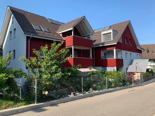 4.5 Zimmer Wohnung in der grünen Lunge des Zürcher Weinlandes
