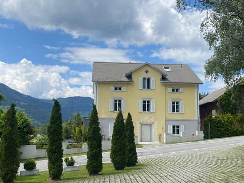 Lenzerheide Vazerol - Exklusives Einfamilienhaus mit traumhafter Aussicht (1)