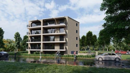 Neubau, moderne 1.5 Zimmer Wohnung in Embrach zu verkaufen (1)