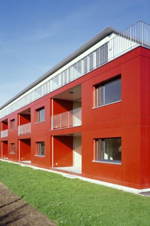 Schöne helle 3-Zimmerwohnung in steuergünstigen Gemeinde (1)
