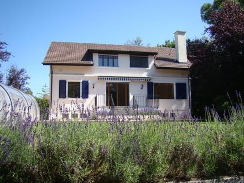 Villa individuelle à Commugny