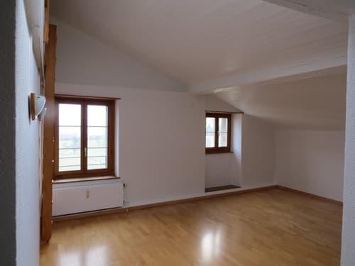 Joli appartement à Prêles (1)