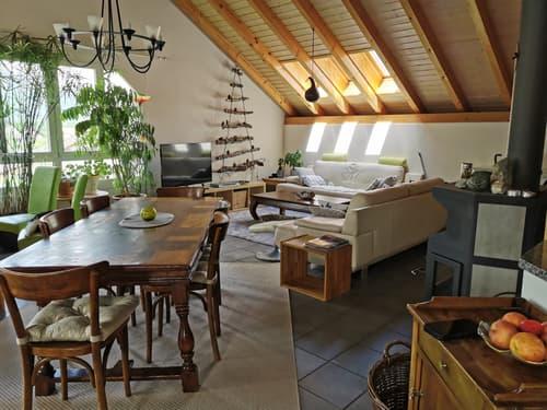 Sonnige und grosszügige Maisonette-Wohnung in Liechtenstein (1)