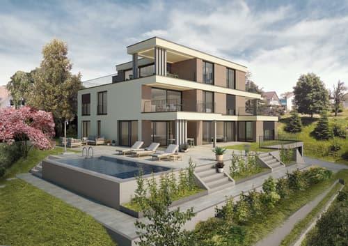 Hombrechtikon - 4.5 Zimmer Attika Wohnung plus externes Homeoffice (1)