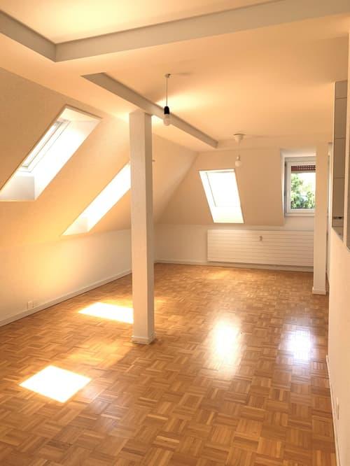 charmante, helle 2-Zimmer-Dachwohnung in Bern