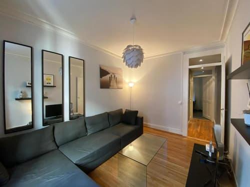 Reprise de Bail - Bel Appartement meublé en plein centre des Eaux Vives à Genève (1)