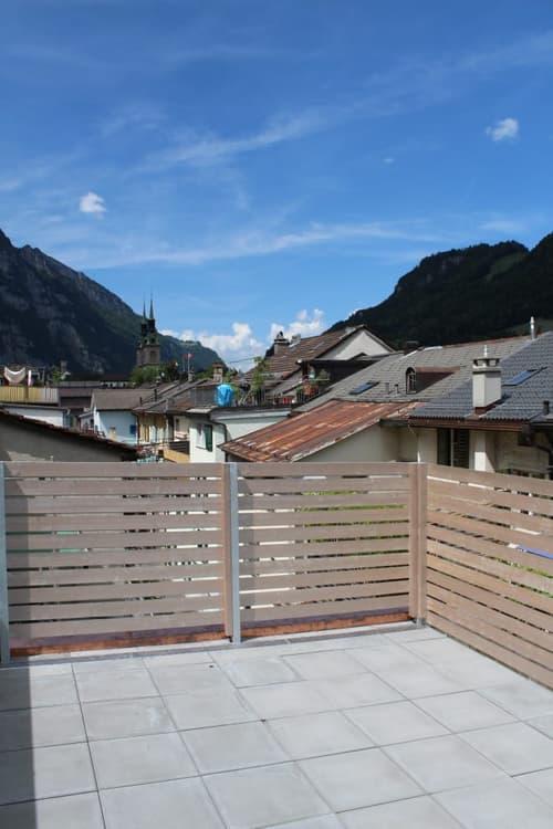 zu vermieten in Glarus renoviertes 5.5-Zimmer-Reiheneinfamilienhaus