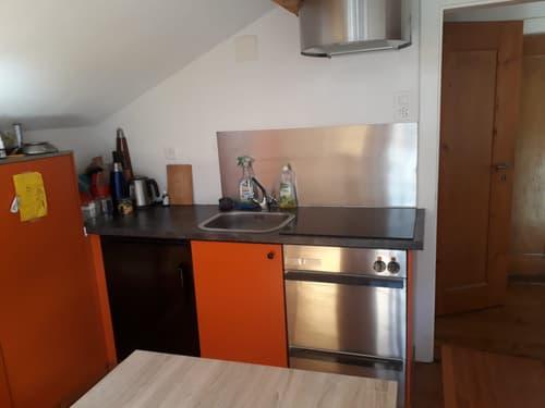 tolle und zentrale Wohnung in Andeer (1)