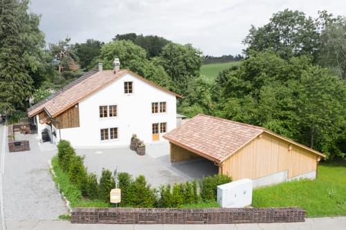 Historisch saniertes 8 Zimmer Bauernhaus (1)