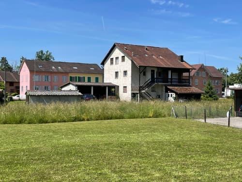 2'295 m2 Bauland-Parzelle Kataster-Nr. 20 in Matzingen - Investitionsobjekt