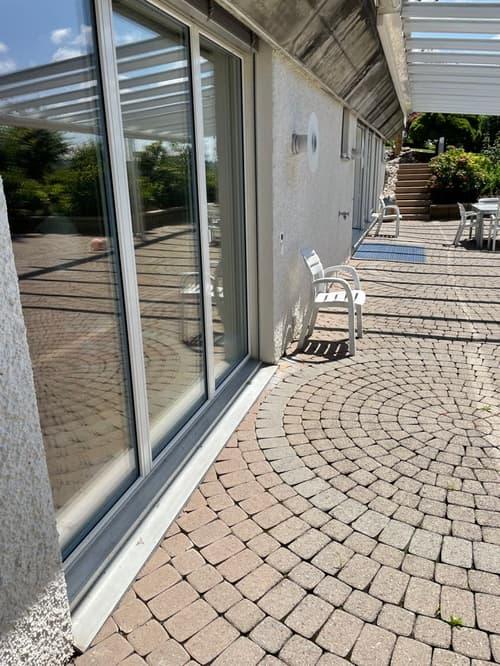 2 Zimmer-Wohnung mit Gartensitzplatz (1)