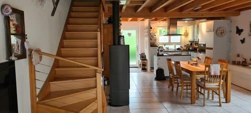 Gemütliches Reihenfamilienhaus in Watt (1)