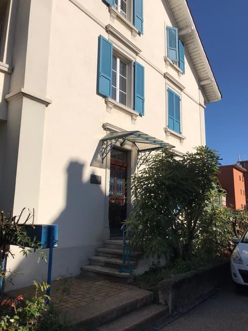 Dachwohnung in 3-Familienhaus (1)