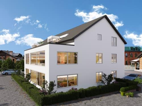 Schöne Aussichten in Boniswil (1)
