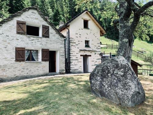 Das kleine Paradies im Tessin / Il piccolo paradiso in Ticino