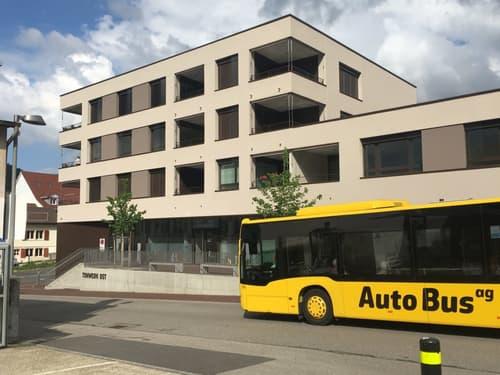 Wohnen im Tonwerk-Areal, direkt am Bahnhofplatz Lausen (1)