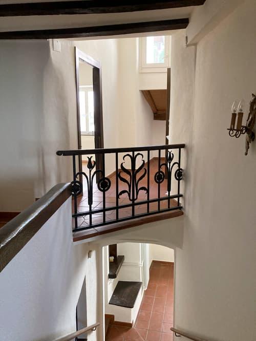 Affistasi a patire da subito nel cuore di Carona  affascinante casa in stile rusticale