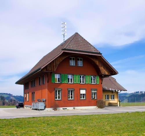Altes Schulhaus Häleschwand – Ihr neues Zuhause im oberen Emmental (1)