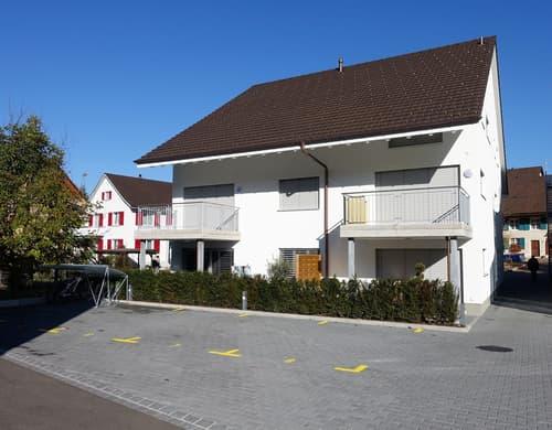 3.5 Zi.-Wohnung im Zentrum mit Balkon, Waschturm (1)