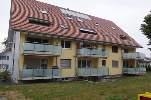 2 1/2 Zimmer Wohnung Bürgerblöcke