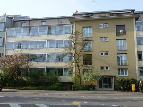 2-Zimmerwohnung ca. 51 m2 in Basel (1)