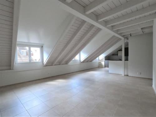 Moderne 3 1/2-Zimmerwohnung im 2.OG im Zentrum von Gelterkinden (1)