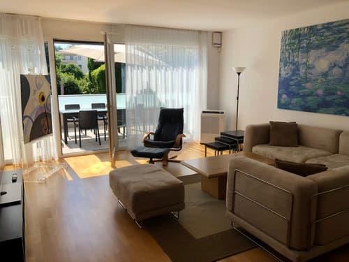 Splendide et spacieux meublé climatisé