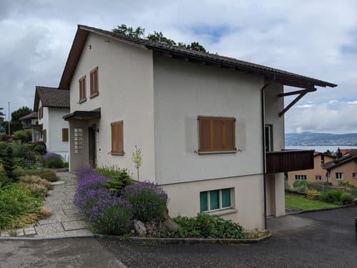 Haus mit Seesicht in der Steueroase Wilen / Detached home with lake view in tax haven Wilen (1)