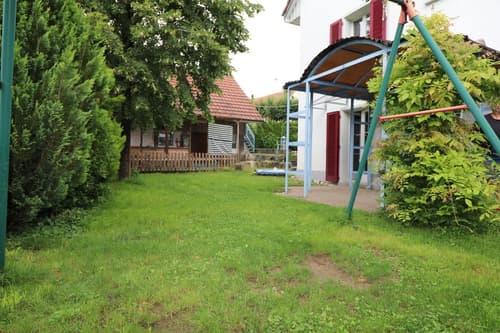 Zentrales Einfamilienhaus mit Gartensitzplatz und Sauna (1)