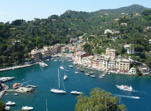 Esclusivo complesso terra tetto indipendente a Portofino
