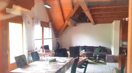 Dachwohnung mit Galerie  4,5 Zimmer (1)