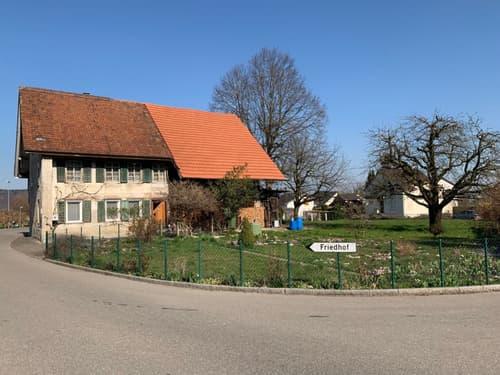Grundstück mit Bauernhaus Scheune/Schopf Altbau (1)
