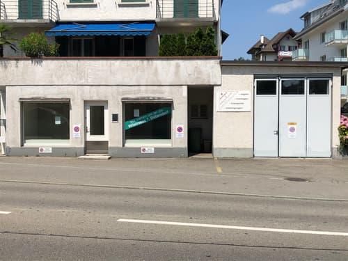 Ladenlokal mit grossem Lager (1 Min. vom Bahnhof Dübendorf) (1)