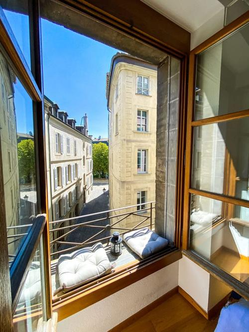 Furnished and Serviced Flats in Geneva short and long terme rent, 1-3 bedrooms (1)