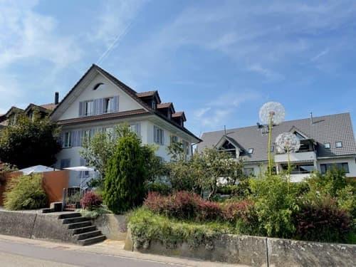 3 1/2 Zimmer- Gartenwohnung - 105.30 m2 (1)